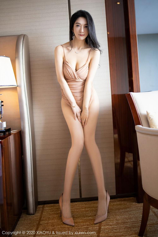 [XiaoYu] Vol.256 Xiao Re Ba 64P, Di Yi, Tall, XiaoYu
