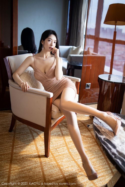 [XiaoYu] Vol.256 Xiao Re Ba 66P, Di Yi, Tall, XiaoYu