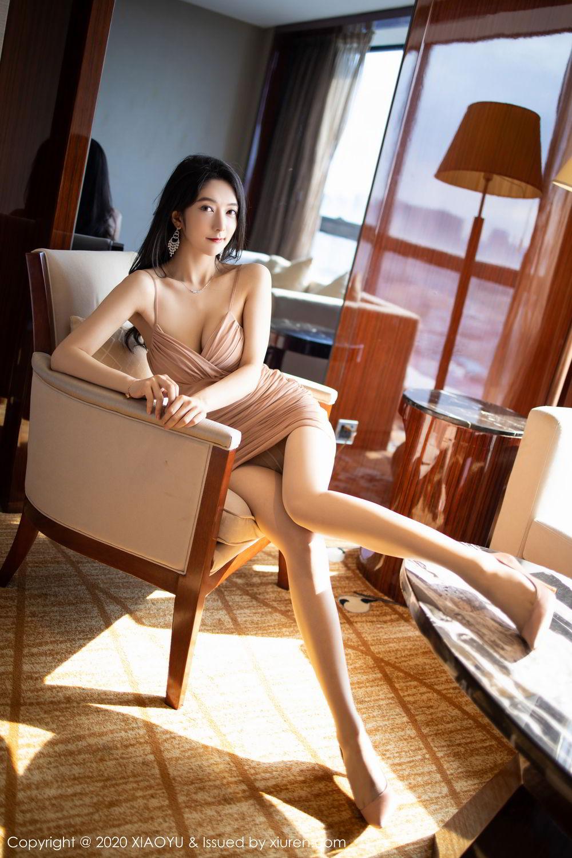 [XiaoYu] Vol.256 Xiao Re Ba 70P, Di Yi, Tall, XiaoYu