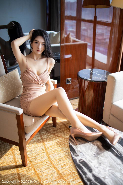 [XiaoYu] Vol.256 Xiao Re Ba 73P, Di Yi, Tall, XiaoYu