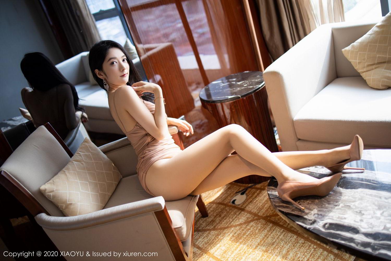 [XiaoYu] Vol.256 Xiao Re Ba 75P, Di Yi, Tall, XiaoYu