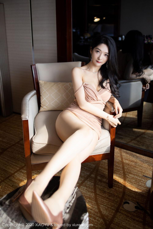 [XiaoYu] Vol.256 Xiao Re Ba 76P, Di Yi, Tall, XiaoYu