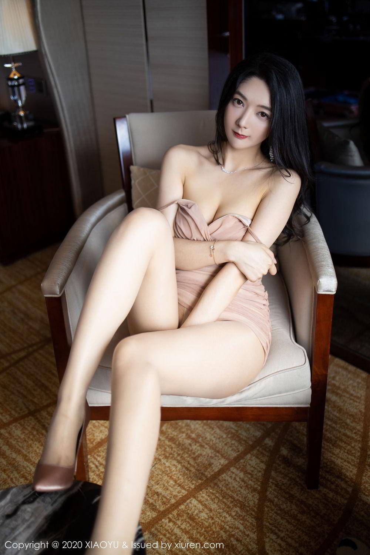 [XiaoYu] Vol.256 Xiao Re Ba 80P, Di Yi, Tall, XiaoYu