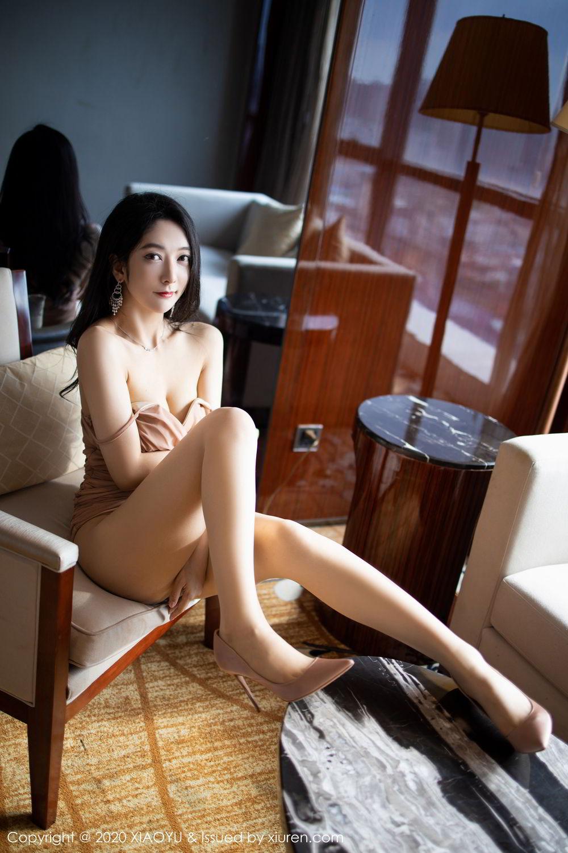 [XiaoYu] Vol.256 Xiao Re Ba 81P, Di Yi, Tall, XiaoYu