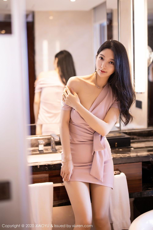 [XiaoYu] Vol.256 Xiao Re Ba 9P, Di Yi, Tall, XiaoYu