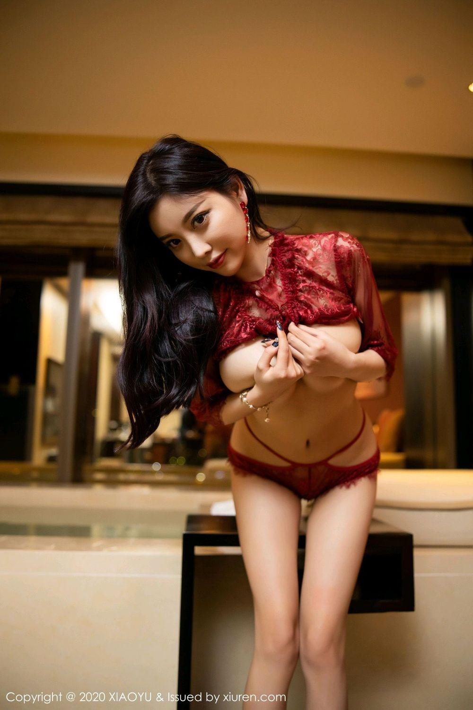 [XiaoYu] Vol.257 Yang Chen Chen 81P, Tall, Underwear, XiaoYu, Yang Chen Chen