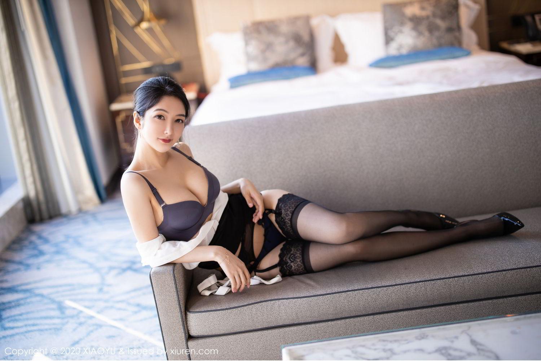 [XiaoYu] Vol.258 Xiao Re Ba 52P, Black Silk, Di Yi, Tall, XiaoYu