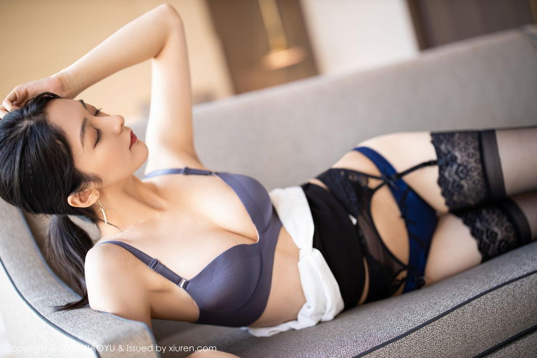 [XiaoYu] Vol.258 Xiao Re Ba 5P, Black Silk, Di Yi, Tall, XiaoYu