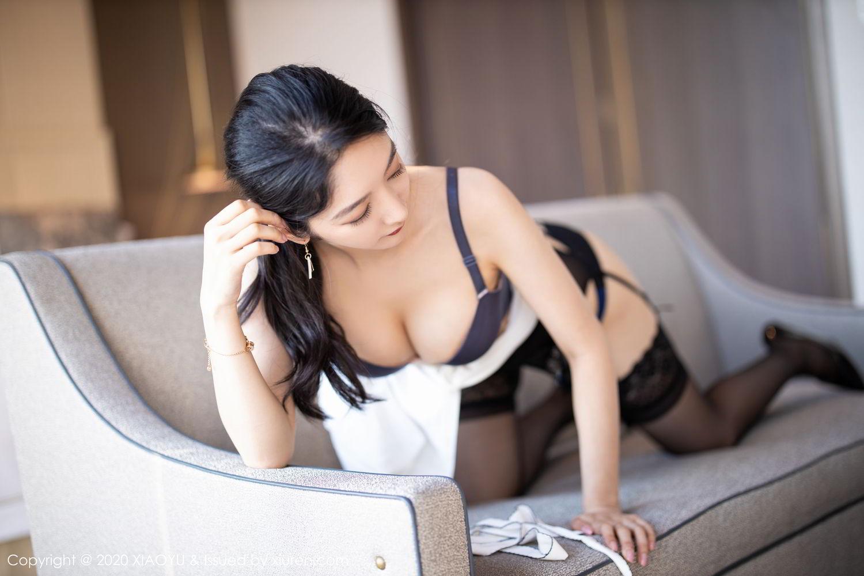 [XiaoYu] Vol.258 Xiao Re Ba 65P, Black Silk, Di Yi, Tall, XiaoYu