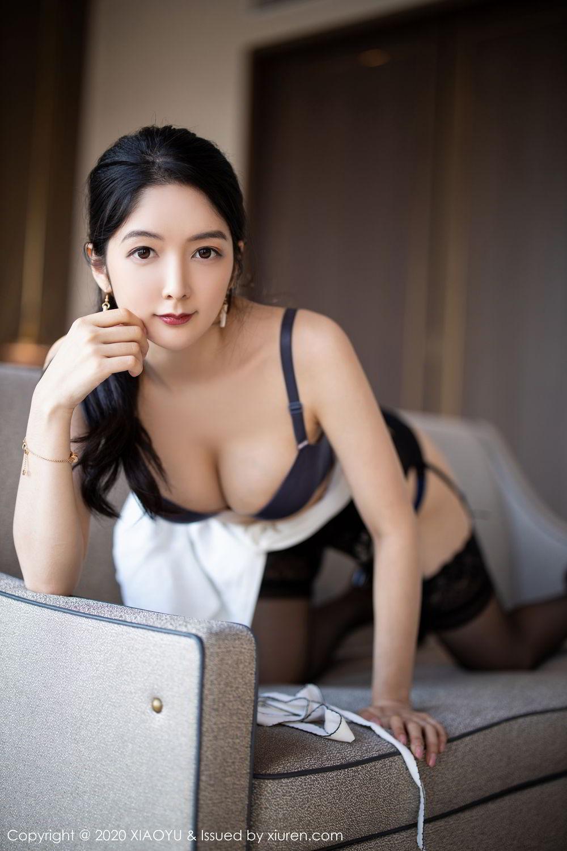 [XiaoYu] Vol.258 Xiao Re Ba 66P, Black Silk, Di Yi, Tall, XiaoYu