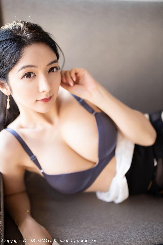 [XiaoYu] Vol.258 Xiao Re Ba 70P, Black Silk, Di Yi, Tall, XiaoYu