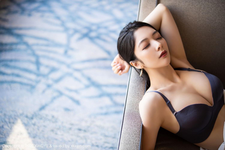 [XiaoYu] Vol.258 Xiao Re Ba 72P, Black Silk, Di Yi, Tall, XiaoYu