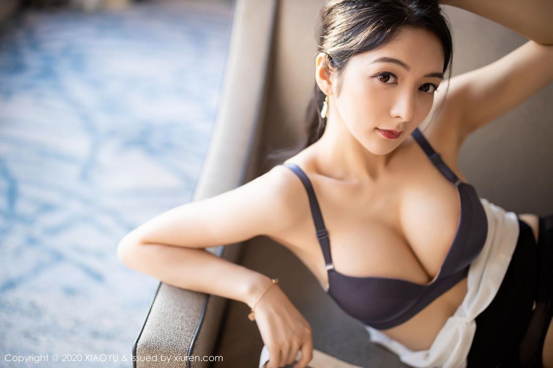 [XiaoYu] Vol.258 Xiao Re Ba 73P, Black Silk, Di Yi, Tall, XiaoYu