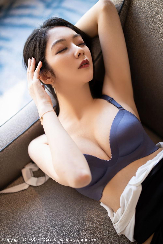 [XiaoYu] Vol.258 Xiao Re Ba 80P, Black Silk, Di Yi, Tall, XiaoYu