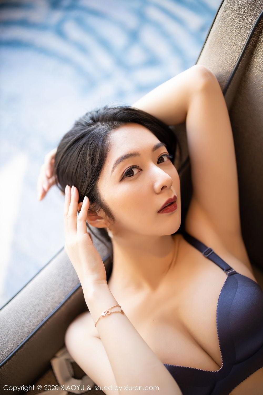 [XiaoYu] Vol.258 Xiao Re Ba 81P, Black Silk, Di Yi, Tall, XiaoYu