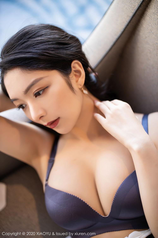 [XiaoYu] Vol.258 Xiao Re Ba 84P, Black Silk, Di Yi, Tall, XiaoYu