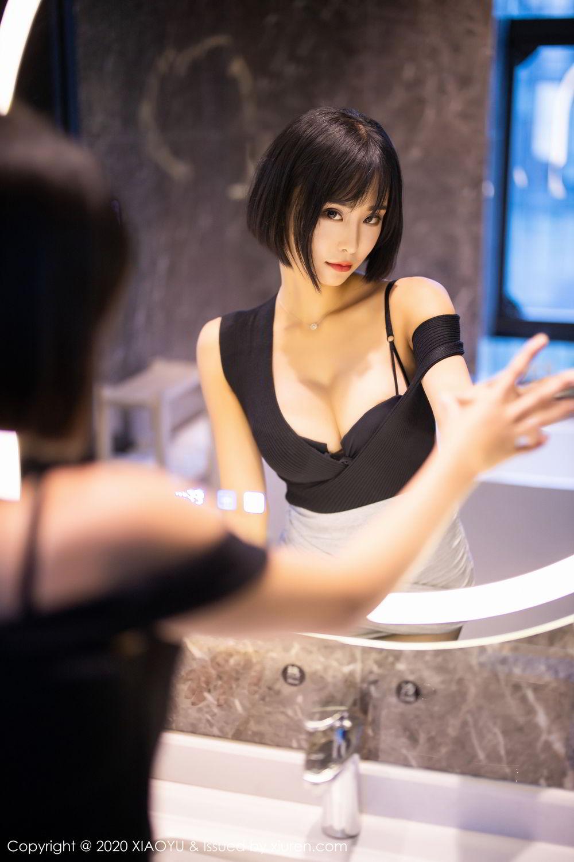 [XiaoYu] Vol.261 Liu Yi Lei 17P, Liu Yi Lei, Tall, Underwear, XiaoYu