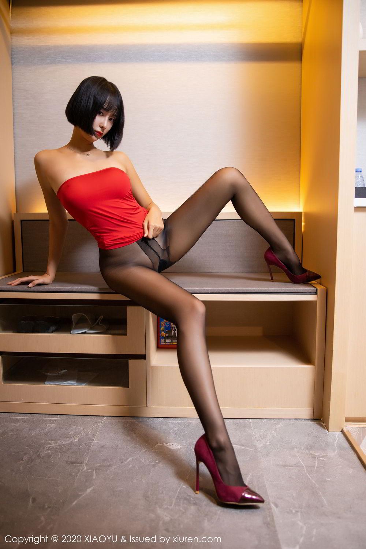 [XiaoYu] Vol.261 Liu Yi Lei 52P, Liu Yi Lei, Tall, Underwear, XiaoYu