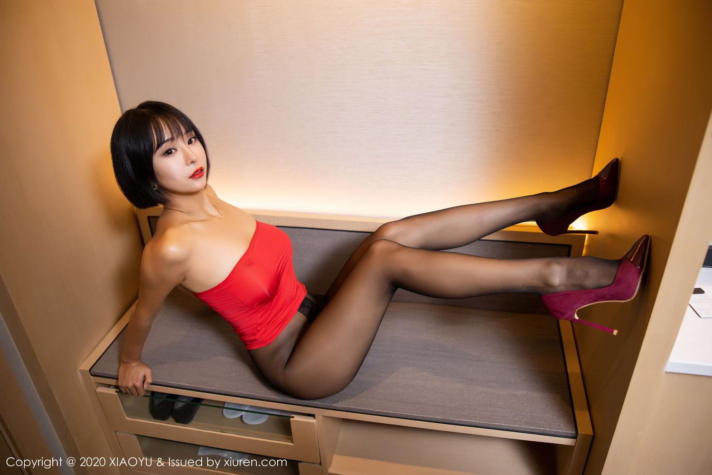 [XiaoYu] Vol.261 Liu Yi Lei 53P, Liu Yi Lei, Tall, Underwear, XiaoYu