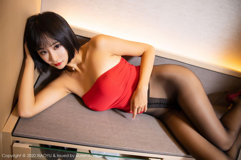 [XiaoYu] Vol.261 Liu Yi Lei 58P, Liu Yi Lei, Tall, Underwear, XiaoYu