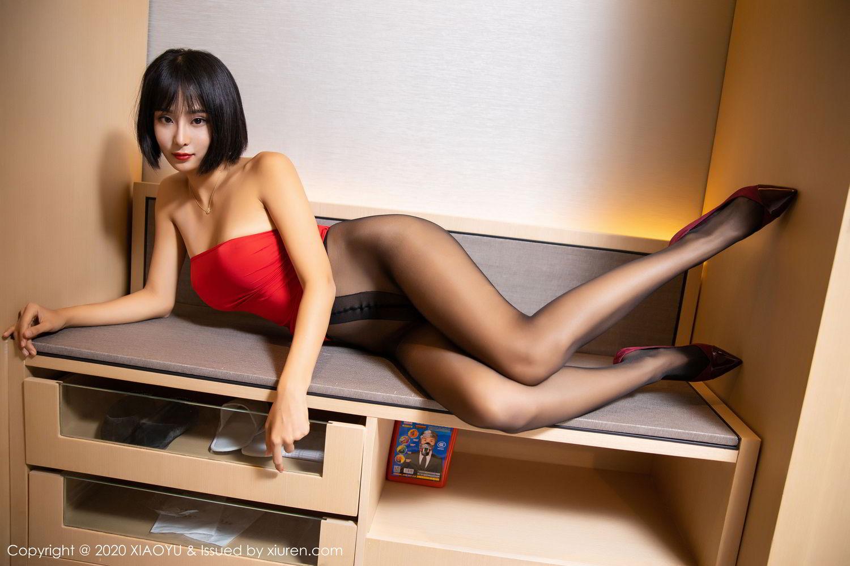 [XiaoYu] Vol.261 Liu Yi Lei 59P, Liu Yi Lei, Tall, Underwear, XiaoYu