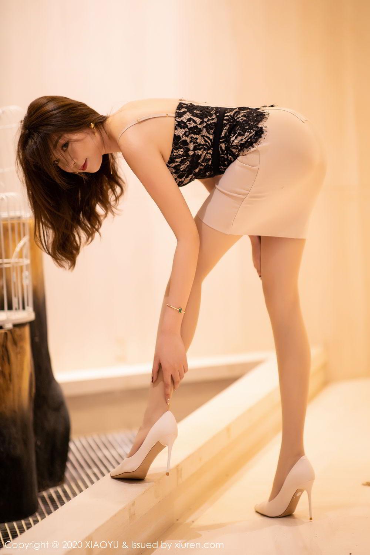 [XiaoYu] Vol.266 Zhi Zhi Booty 12P, Big Booty, Chen Zhi, Tall, XiaoYu