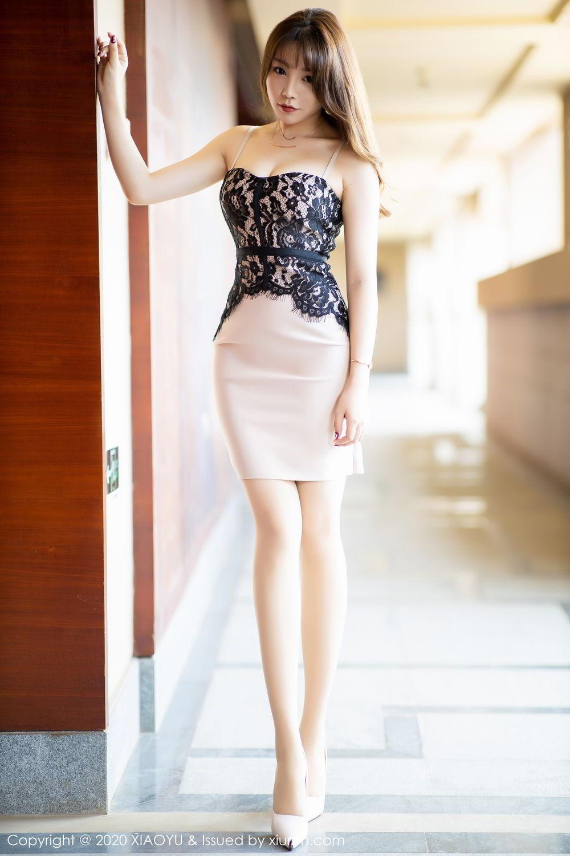 [XiaoYu] Vol.266 Zhi Zhi Booty 13P, Big Booty, Chen Zhi, Tall, XiaoYu