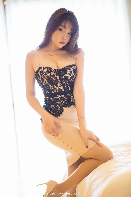 [XiaoYu] Vol.266 Zhi Zhi Booty 17P, Big Booty, Chen Zhi, Tall, XiaoYu