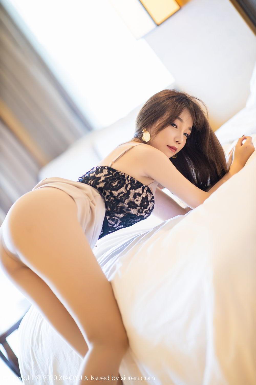 [XiaoYu] Vol.266 Zhi Zhi Booty 23P, Big Booty, Chen Zhi, Tall, XiaoYu