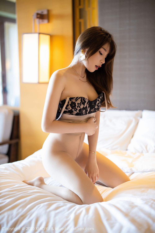 [XiaoYu] Vol.266 Zhi Zhi Booty 2P, Big Booty, Chen Zhi, Tall, XiaoYu