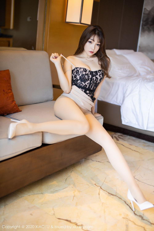 [XiaoYu] Vol.266 Zhi Zhi Booty 3P, Big Booty, Chen Zhi, Tall, XiaoYu