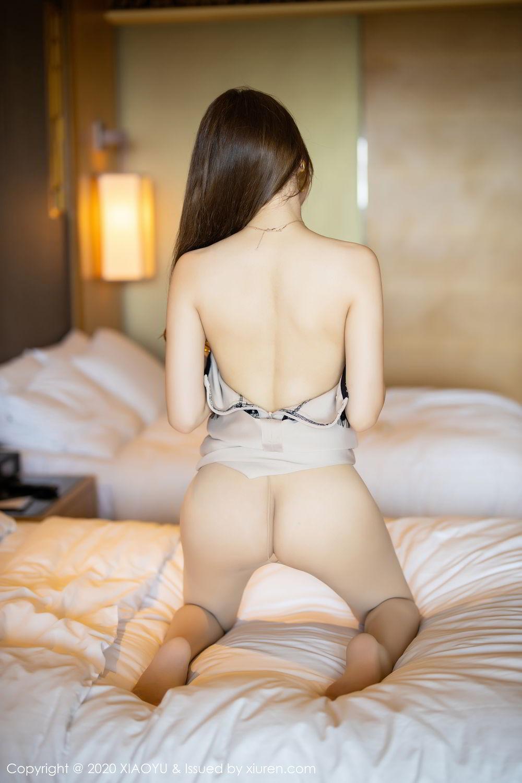 [XiaoYu] Vol.266 Zhi Zhi Booty 48P, Big Booty, Chen Zhi, Tall, XiaoYu