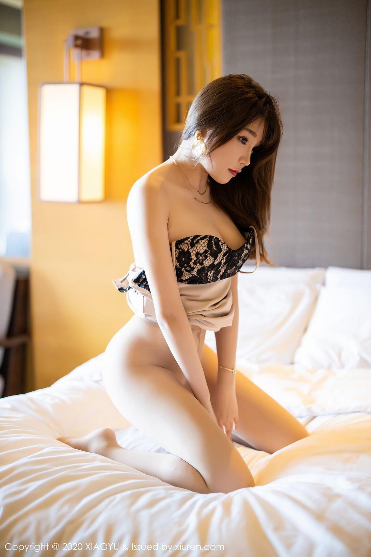 [XiaoYu] Vol.266 Zhi Zhi Booty 50P, Big Booty, Chen Zhi, Tall, XiaoYu