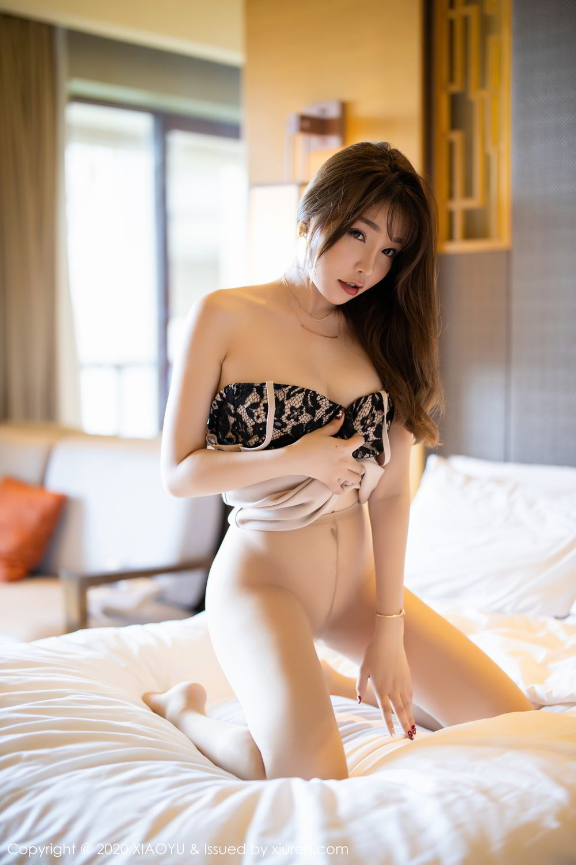 [XiaoYu] Vol.266 Zhi Zhi Booty 52P, Big Booty, Chen Zhi, Tall, XiaoYu