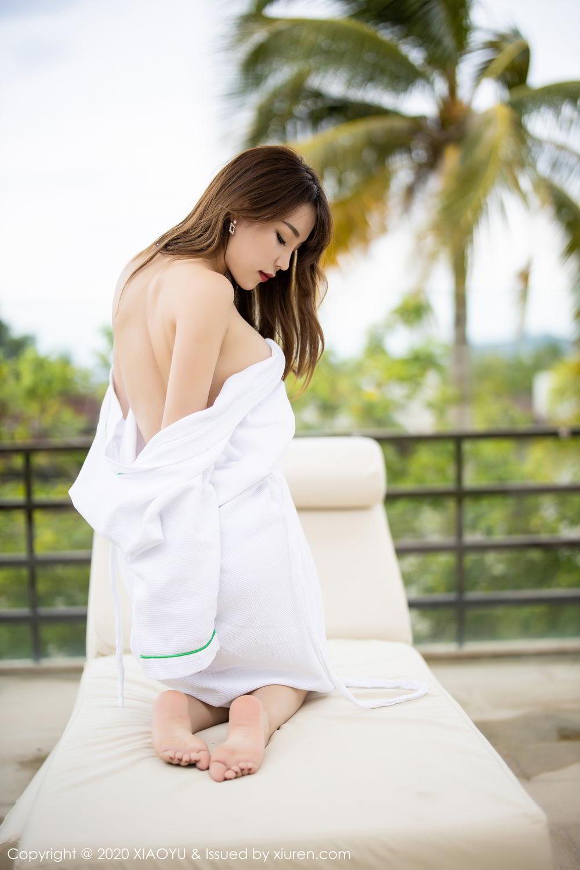 [XiaoYu] Vol.266 Zhi Zhi Booty 57P, Big Booty, Chen Zhi, Tall, XiaoYu