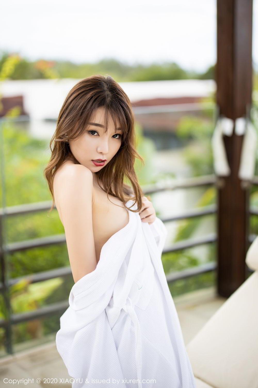 [XiaoYu] Vol.266 Zhi Zhi Booty 60P, Big Booty, Chen Zhi, Tall, XiaoYu