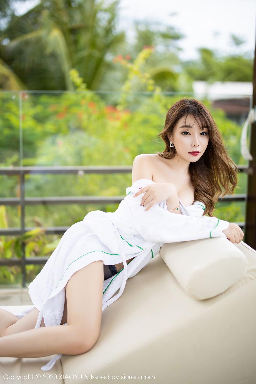 [XiaoYu] Vol.266 Zhi Zhi Booty 67P, Big Booty, Chen Zhi, Tall, XiaoYu