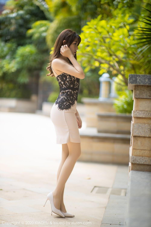 [XiaoYu] Vol.266 Zhi Zhi Booty 6P, Big Booty, Chen Zhi, Tall, XiaoYu