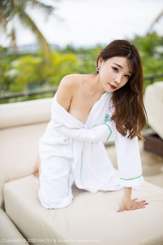 [XiaoYu] Vol.266 Zhi Zhi Booty 73P, Big Booty, Chen Zhi, Tall, XiaoYu