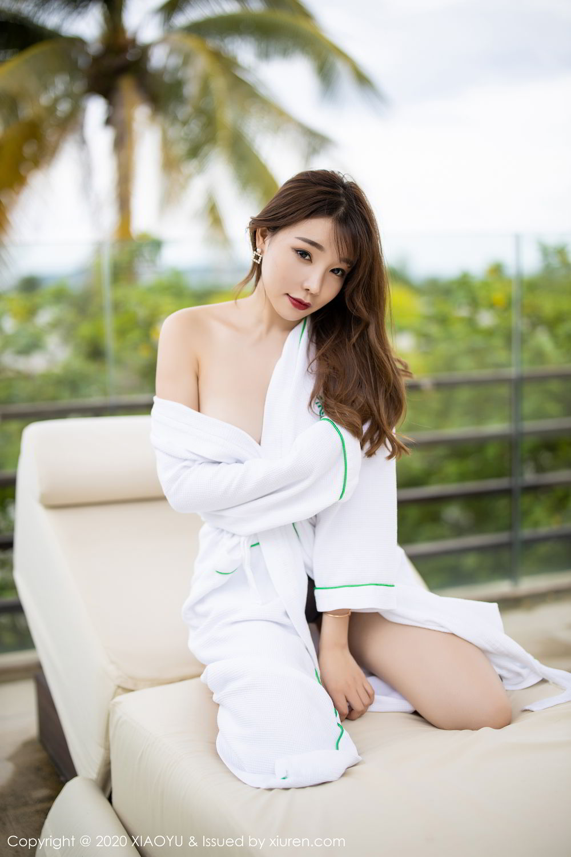 [XiaoYu] Vol.266 Zhi Zhi Booty 74P, Big Booty, Chen Zhi, Tall, XiaoYu