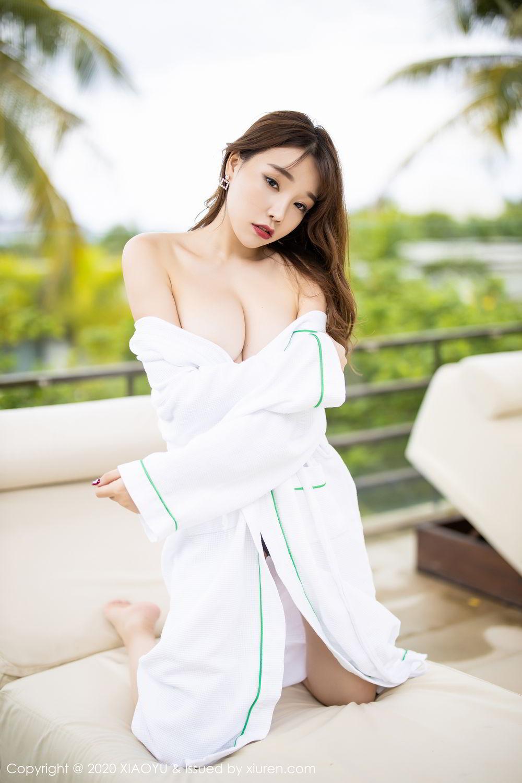 [XiaoYu] Vol.266 Zhi Zhi Booty 75P, Big Booty, Chen Zhi, Tall, XiaoYu
