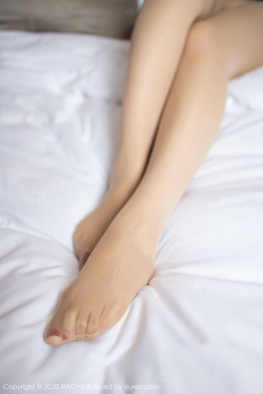 [XiaoYu] Vol.268 Shi Shi Kiki 26P, Black Silk, Chen Shi Shi, Underwear, XiaoYu