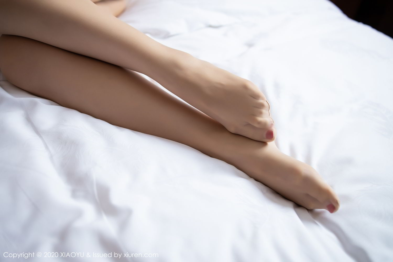 [XiaoYu] Vol.268 Shi Shi Kiki 32P, Black Silk, Chen Shi Shi, Underwear, XiaoYu