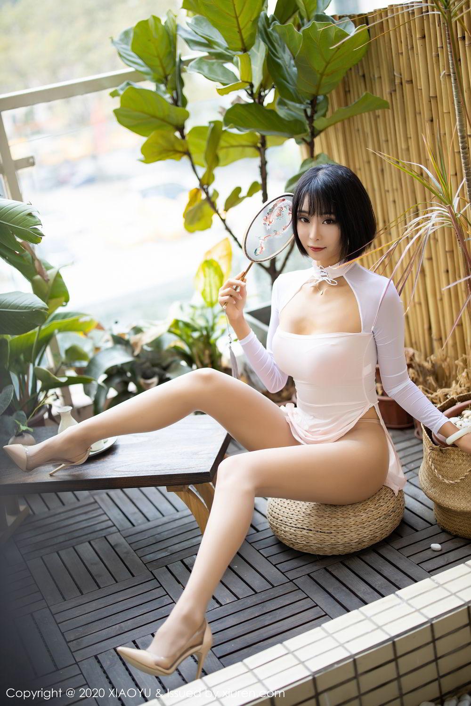 [XiaoYu] Vol.269 Lan Xia Akasha 12P, Liu Yi Lei, Tall, Underwear, XiaoYu