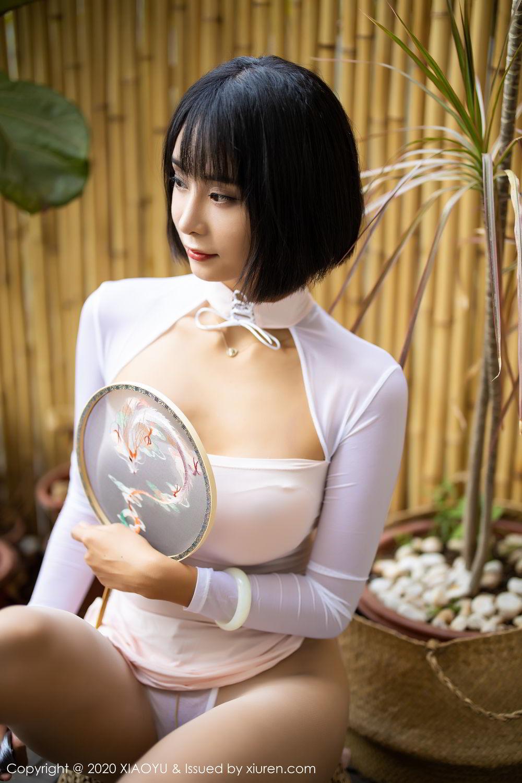 [XiaoYu] Vol.269 Lan Xia Akasha 13P, Liu Yi Lei, Tall, Underwear, XiaoYu