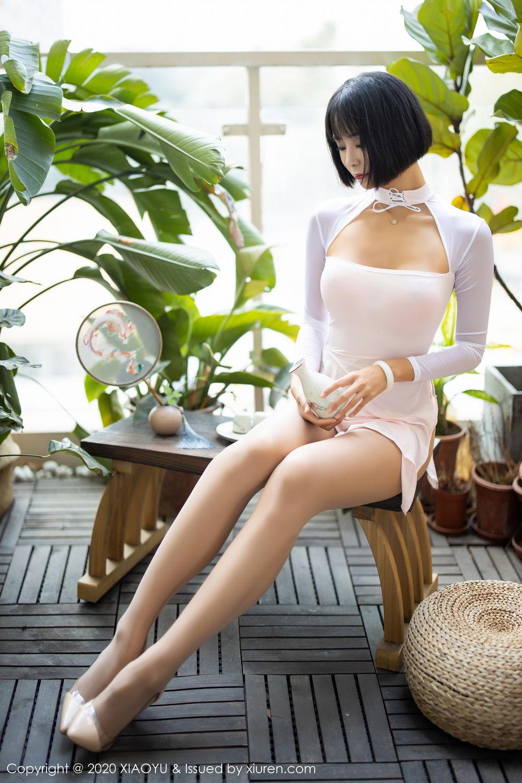 [XiaoYu] Vol.269 Lan Xia Akasha 18P, Liu Yi Lei, Tall, Underwear, XiaoYu