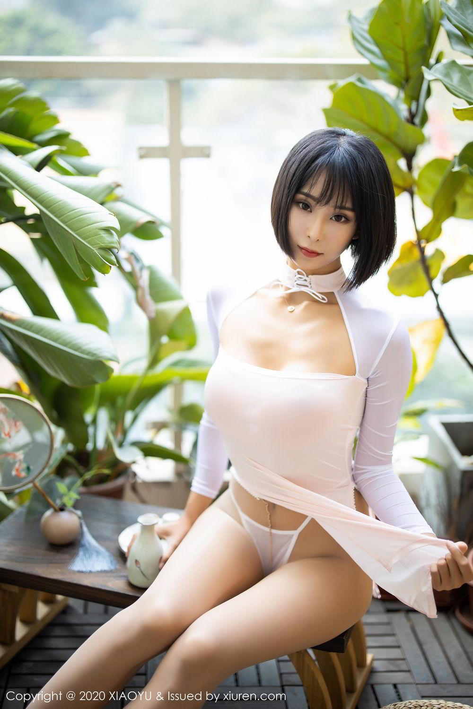 [XiaoYu] Vol.269 Lan Xia Akasha 19P, Liu Yi Lei, Tall, Underwear, XiaoYu