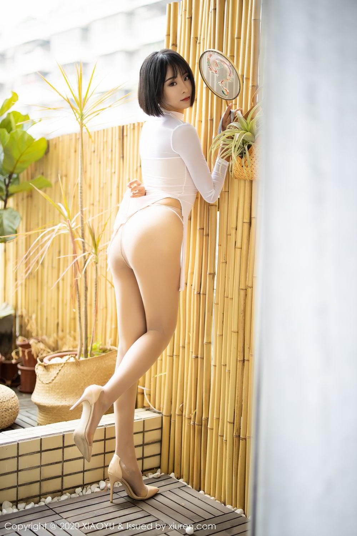 [XiaoYu] Vol.269 Lan Xia Akasha 1P, Liu Yi Lei, Tall, Underwear, XiaoYu