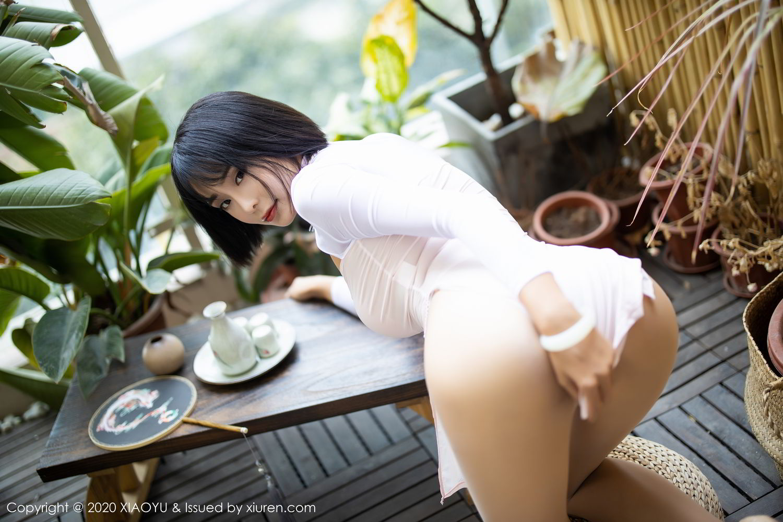 [XiaoYu] Vol.269 Lan Xia Akasha 23P, Liu Yi Lei, Tall, Underwear, XiaoYu