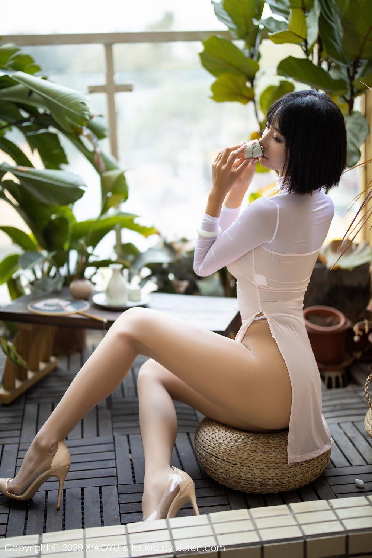 [XiaoYu] Vol.269 Lan Xia Akasha 27P, Liu Yi Lei, Tall, Underwear, XiaoYu